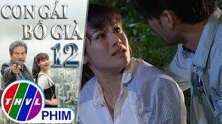 THVL   Con gái bố già - Tập 12[2]: Cao Bằng kịp thời cứu Kim Cương khỏi tay hai tên bắt cóc