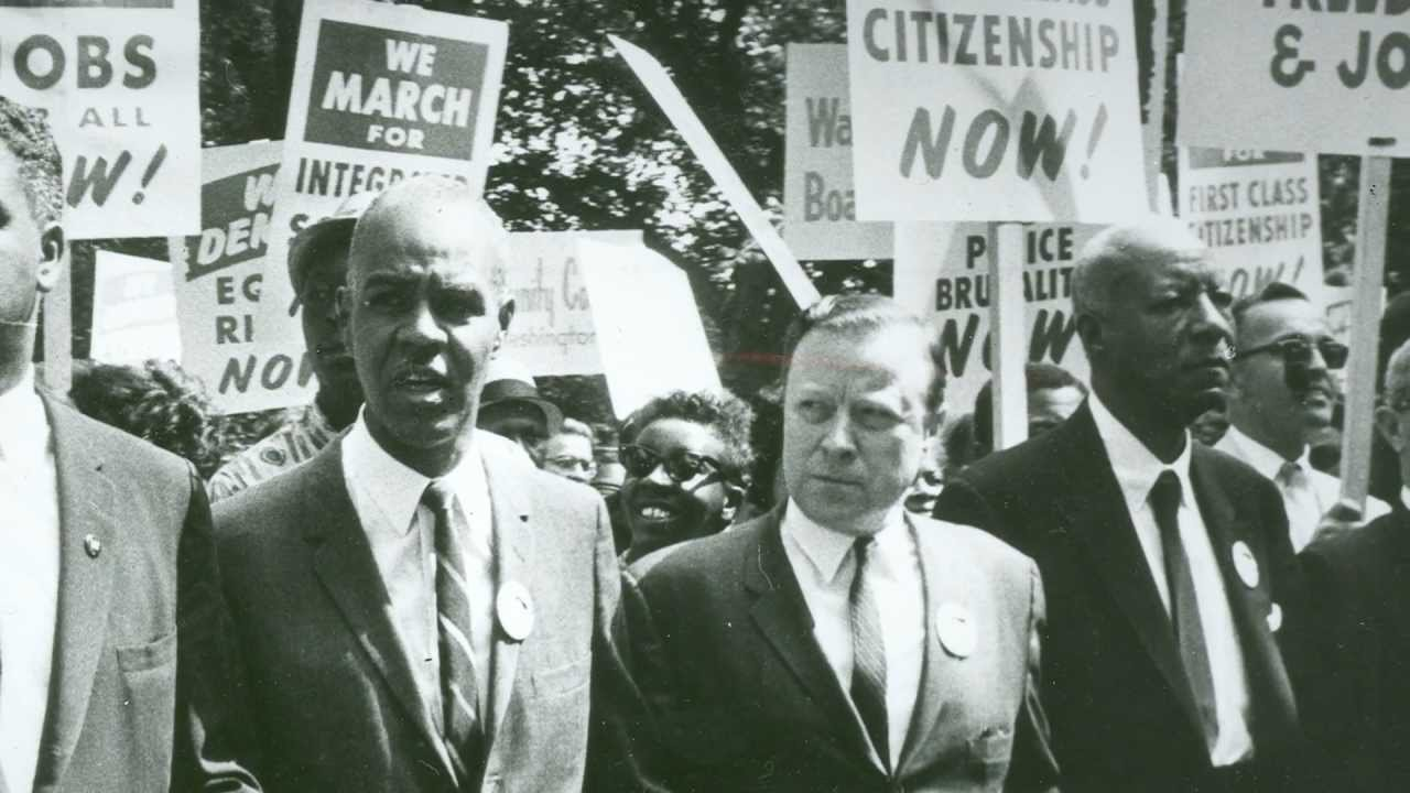 The Legacy Between The Labor & Civil Rights Movement