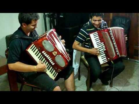 chamame acordeon merceditas y km 11 nestor acuña y cristian provenzano