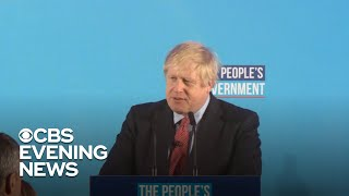 Boris Johnson's Conservative party wins big in U.K. election