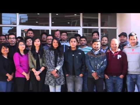 Grafi walkthrough to Nepal (workspace)