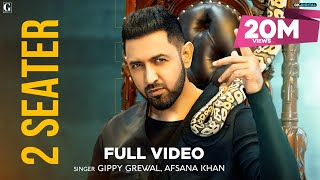 2 Seater – Gippy Grewal Ft Afsana Khan Video HD