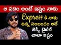 Hero Sundeep Kishan About A1 Express Title | Sundeep Kishan Interview Latest | TFPC Exclusive