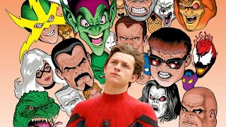 Spider-Man: Homecoming 2 Villains Teased...