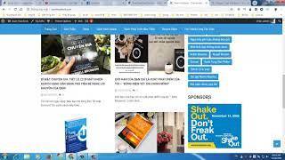 [Bài 13] Hướng Dẫn Sửa Sidebar Cho Website Wordpress