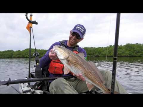 Why I Kayak Fish with Railblaza