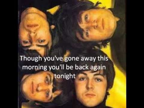 The Beatles- You Like Me Too Much (with lyrics) Stereo Remastered