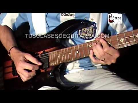 Baixar Aprender como tocar November Rain (Guns N´ Roses) en guitarra SOLO 1 (1) acordes notas curso TCDG