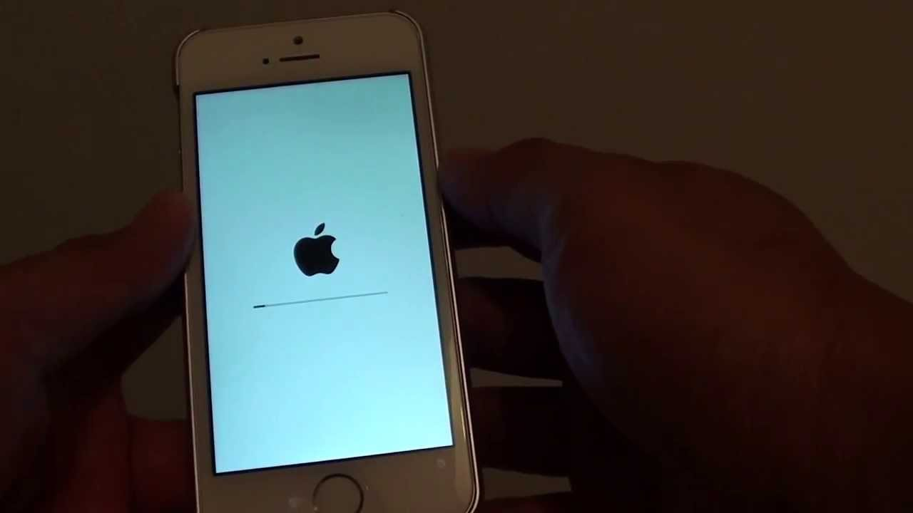 how to reset an iphone 5s iphone 5s how to reset and erase all content 19014