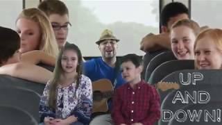 """The Wheels on the Bus""| Nursery Rhyme|BlackBerry Jam Kids Music"