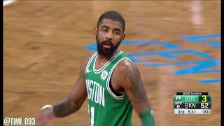 Kyrie Irving Highlights vs Brooklyn Nets (21 pts, 6 reb, 4 ast)
