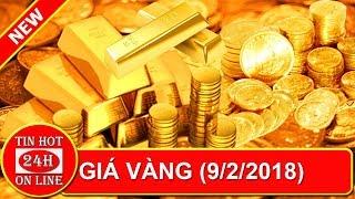 Giá vàng hôm nay 9/2: USD tăng dữ dội, vàng giảm kỷ lục - Gold price today