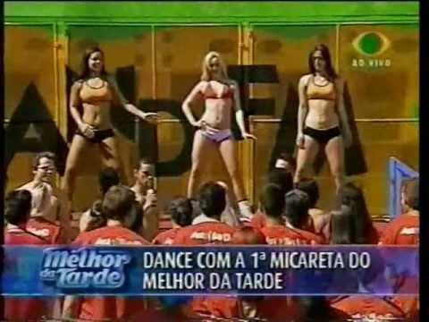 Swing do Bixo Ensinando Coreografia Pancadão Axé Blond