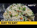 Hyderabad Gets Pride Of Place In UNESCO List For Its Love Of Food