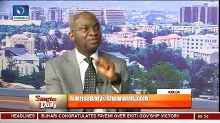 Housing Minister Fashola Discusses Strategies To Tackle Housing Deficit Pt.1 |Sunrise Daily|
