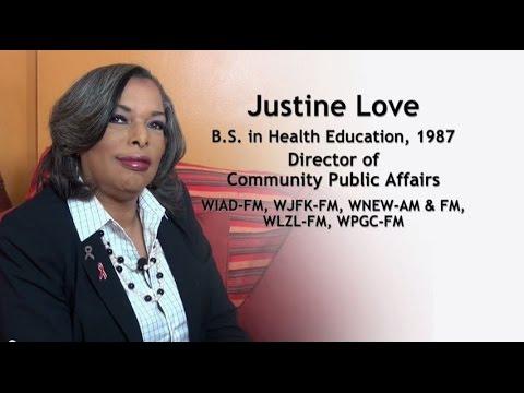 UDC Ambassador Profile - Justine Love
