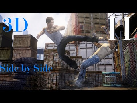 3D Fights: Martial Arts Club II (Sleeping Dogs)