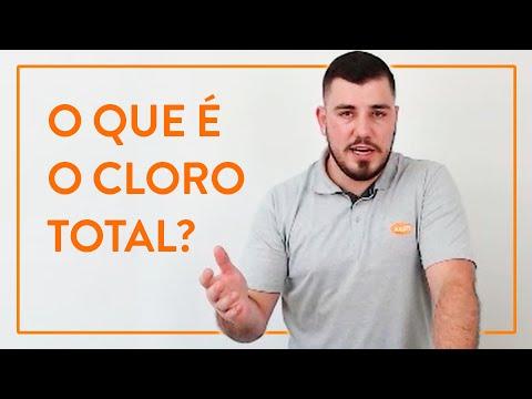 O que é Cloro Total?