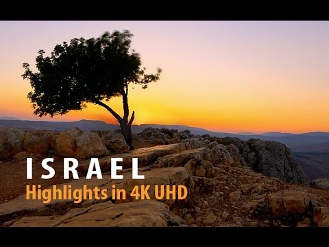 Israel in 4K/Ultra HD