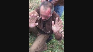 Чечня: самосуд над торговцем наркотиками