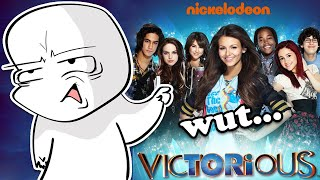 Victorious was kinda dumb...