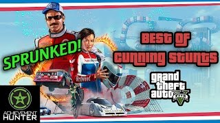 The Very Best of Let's Play - GTA V - Cunning Stunts | Achievement Hunter