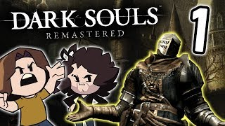 Dark Souls Remastered: fLURPLEDENKIN - PART 1 - Game Grumps