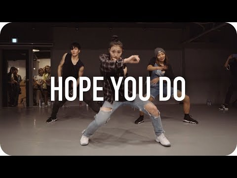 Hope You Do - Chris Brown / Yoojung Lee Choreography
