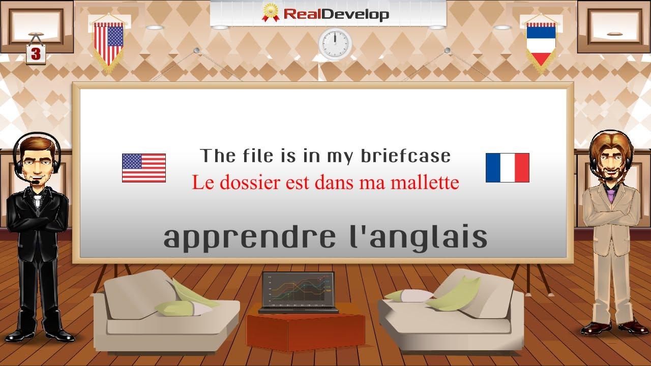 apprendre l anglais gratuitement et rapidement 3 youtube. Black Bedroom Furniture Sets. Home Design Ideas