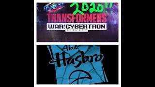 Let's talk about Transformers and New War for Cybertron Netflix series in the works for 2020!!