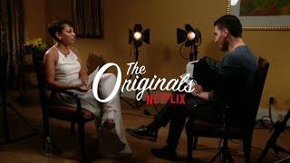 Selenis de OITNB entrevista a Miguel Ángel de Sense8