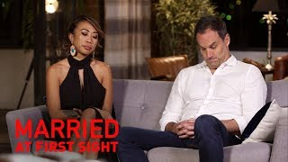'I've been abandoned before, so tonight I want to be the one that abandons Mark' | MAFS 2019