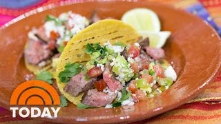 Carson And Siri's Taco Tuesday Recipe | TODAY