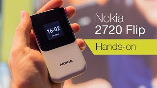 Nokia 2720 Flip: Why fold when you can flip?