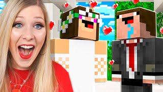 Noob1234's Girlfriend Got MARRIED! - Minecraft
