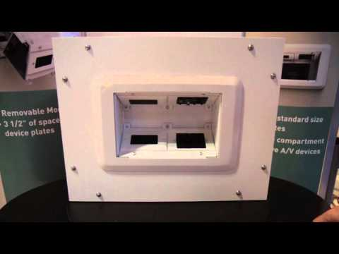 Wiremold Evolution Wall Box