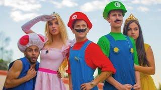 Super Mario Run |  Lele Pons, Rudy Mancuso & Juanpa Zurita