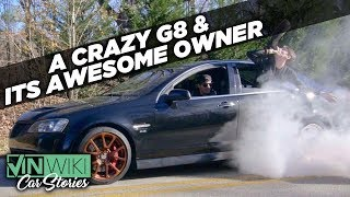 How crazy can you make a Pontiac G8?