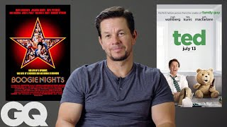 Mark Wahlberg Breaks Down His Most Iconic Characters   GQ