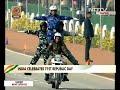 All-Women CRPF Bike Contingent Makes Stellar Debut On 71st Republic Day  - 03:52 min - News - Video