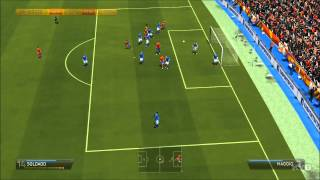 FIFA 14 - Spain vs Italy Gameplay [HD]