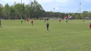 AFC Lightning 03 Gold 1  vs  I-10 Futbol Alliance 03B  04-13-19  (second half)