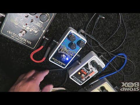 Electro Harmonix Octavix Octave Fuzz