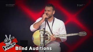 Ηρακλής Φάμελλος - Σουξεδιάρικο    8o Blind Audition   The Voice of Greece