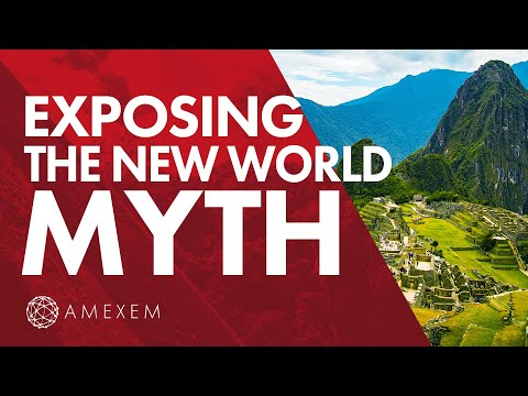 "Lost Roots in America: Debunking the ""New World"" Myth / Dr. Jose Pimienta Bey"