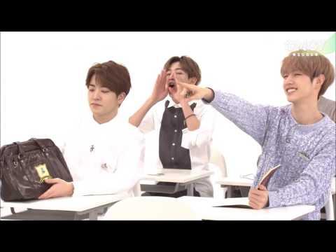 [ENG SUB] 160615 One Point Korean Lesson Ep #10 - GOT7