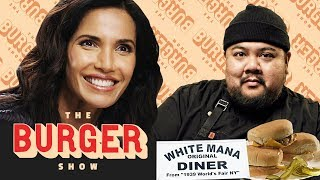 The Cult of the Jersey Diner Burger, with Padma Lakshmi   The Burger Show