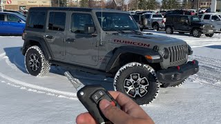 2021 Jeep Wrangler SUV Unlimited Rubicon Review