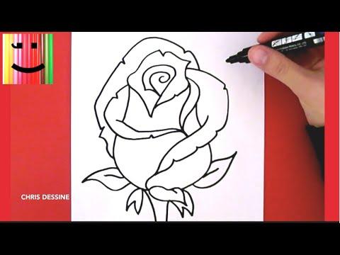 Comment Dessiner Un Coeur 3d Etape Par Etape Videomoviles Com