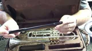 $280 Fake Bach Stradivarius Trumpet